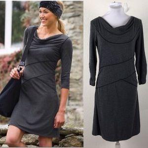 ATHLETA Ukiah Knit Sheath Pullover Dress